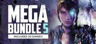Mega Bundle 5 por 2,99 – Steam