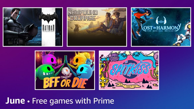 Juegos Gratis Prime Gaming Junio 2021 (Batman, Bff or Die, etc)