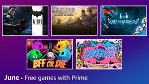 Prime Gaming Junio