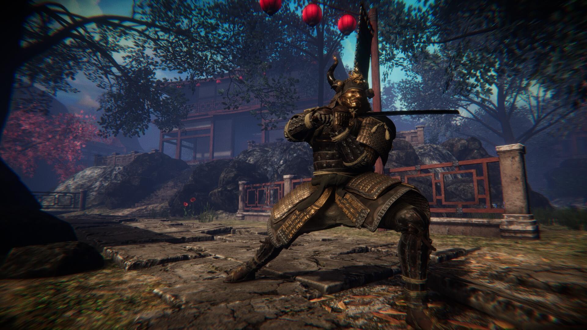 Samurai-Simulator-