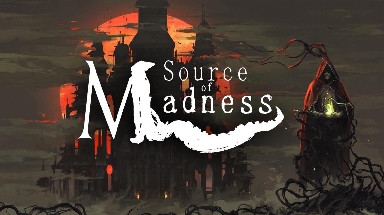 Source of Madness, el roguelite de acción lovecraftiano llegará a Steam