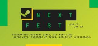 Steam Next Fest – Cientos de demos del 16 al 22 de Junio