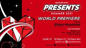 Square Enix Present 2021