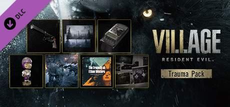 Resident Evil Village Trauma Pack DLC – Steam – GRATIS
