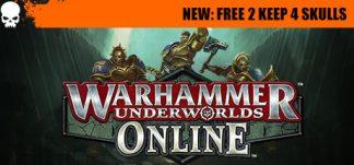 Warhammer Underworlds: Online GRATIS en Steam