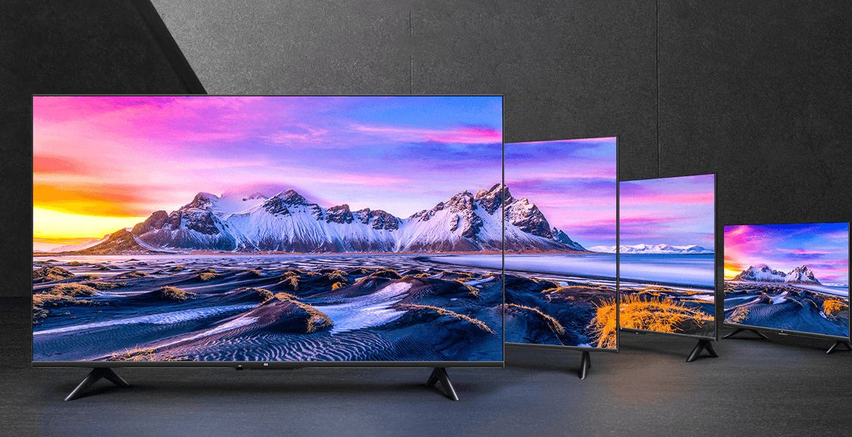 Smart TV Xiaomi P1 32″ – 229.99€ (PVP: 289€)