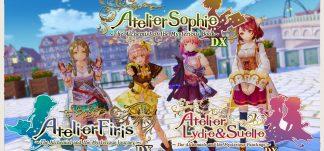 Análisis de Atelier Mysterious Trilogy DX