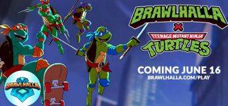 Las Tortugas Ninja han llegado a Brawhalla.