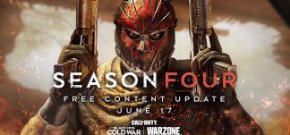 Anunciados los contenidos de la temporada 4 de Call of Duty Warzone y Cold War.