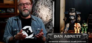 Entrevista a Dan Abnett – Warhammer 40,000: Darktide