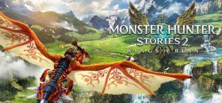 Llega Monster Hunter Stories 2: Wings of Ruin.