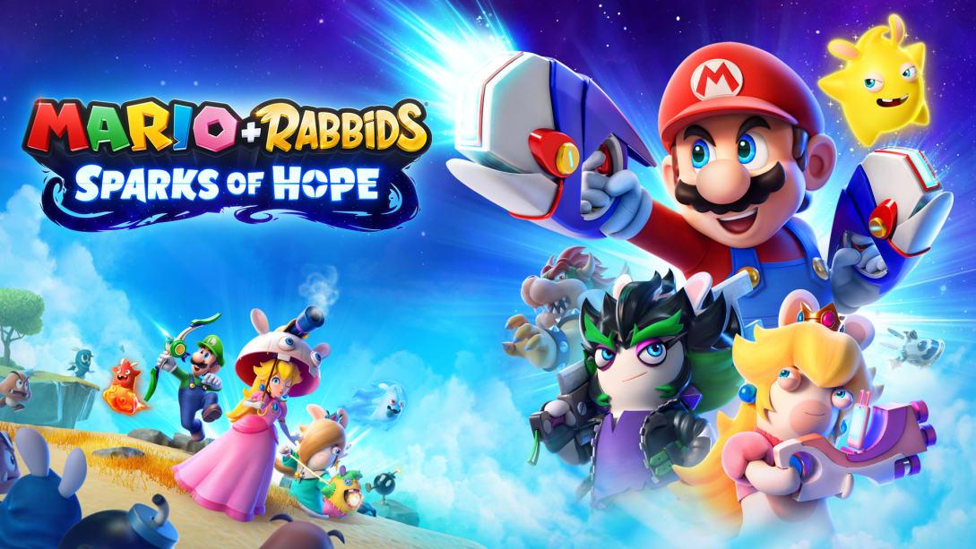 Ya es oficial: Mario+Rabbids Sparks of Hope ha sido anunciado