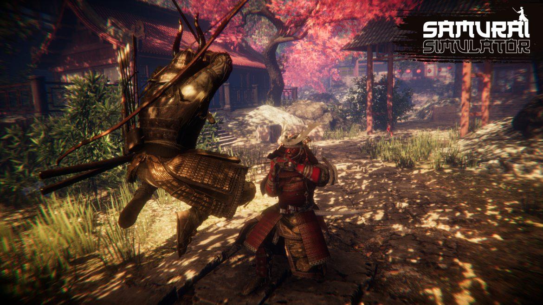 Nuevo tráiler de Samurai Simulator