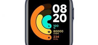 Xiaomi Mi Watch Lite – 33.9€