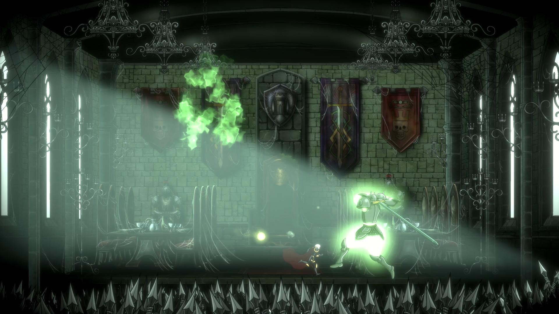 Aeterna Noctis Screenshot