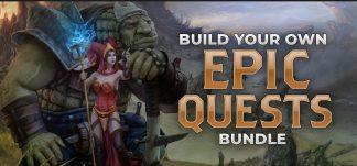 Build your own Epic Quests Bundle 3 desde 1€ – Steam