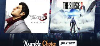 Humble Choice julio 2021 – The Surge 2, Yakuza 3 Remastered, Dirt 5…