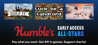 Humble Early Access All-Stars Bundle – Steam – Desde 1€