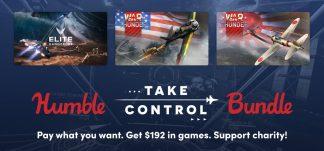 Humble Take Control Bundle – Steam – Desde 1€