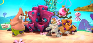 Nickelodeon All-Star Brawl, un nuevo Platform Fighter al más puro estilo Super Smash Bros.
