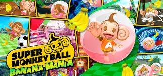 Super Monkey Ball Banana Mania estrena nuevo tráiler