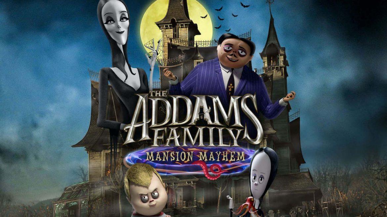 El nuevo tráiler de The Addams Family: Mansion Mayhem muestra los aterradores mundos del juego