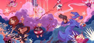Trigger Witch se lanza el 28 de julio para PlayStation 5 y Xbox One