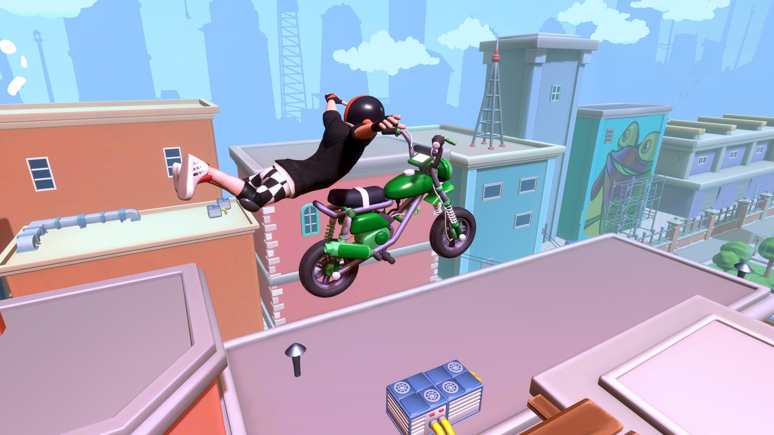 Urban Trial Tricky Screenshot2