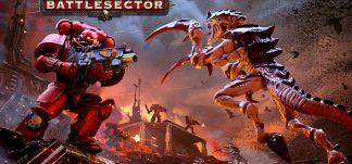 Warhammer 40,000: Battlesector ya está disponible