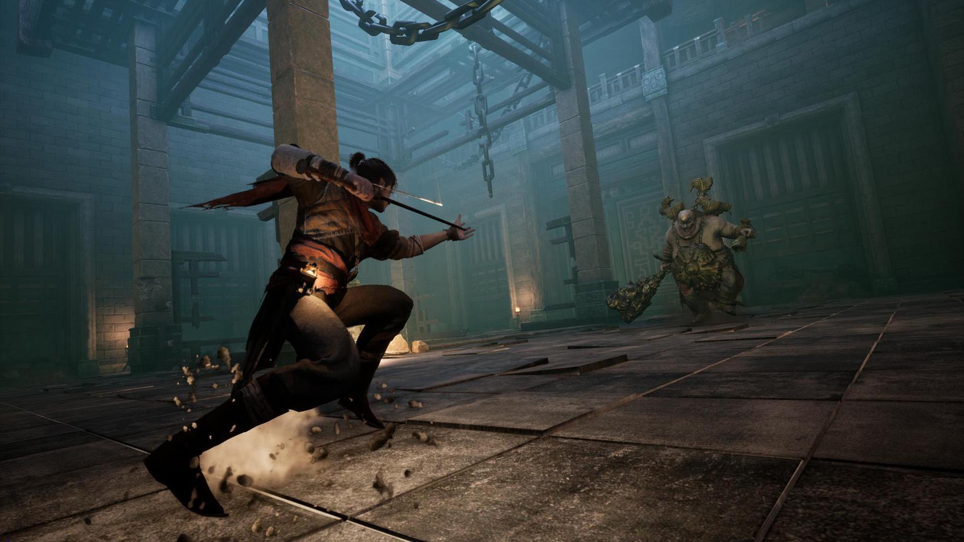 Xuan Yuan Sword 7_screenshot