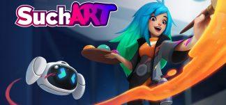 SuchArt: Genius Artist Simulator, ¡la pintura virtual nunca se había sentido tan realista!