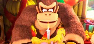 Feliz 40 aniversario, Donkey Kong