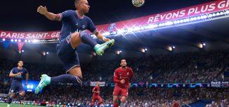 FIFA 22 estrena tecnología HYPERMOTION en consolas NEXT GEN.