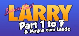 Leisure Suit Larry – Retro Bundle – 7 juegos de Larry para Steam – 1€