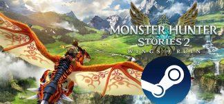 Monster Hunter Stories 2: el JRPG con mejor estreno en STEAM