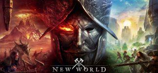 La beta cerrada de New World supera los 200K jugadores simultáneos
