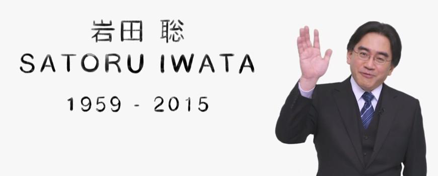 Te echamos mucho de menos, Iwata