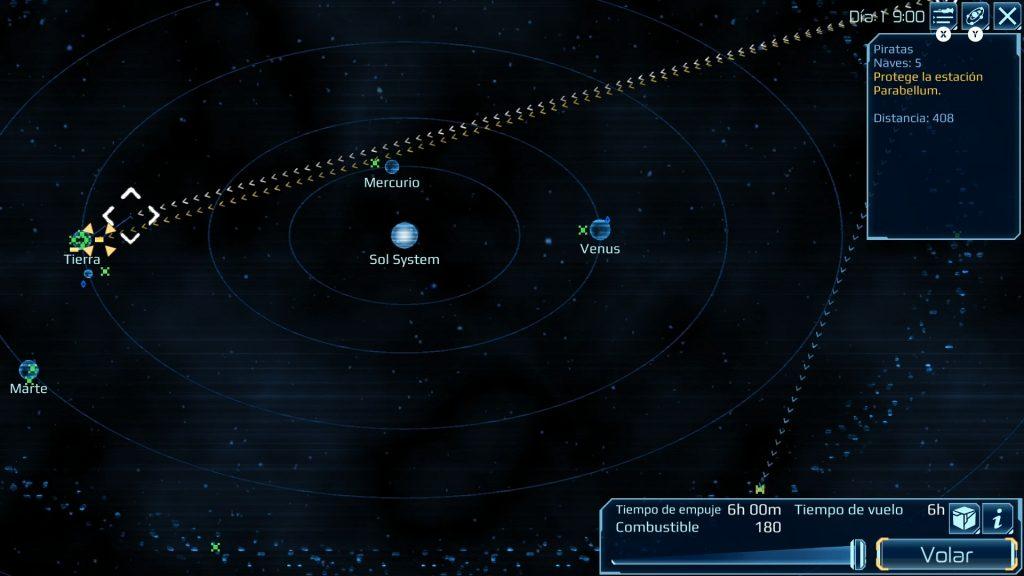 Mapa espacial