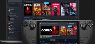 Steam Deck: Gabe Newell la describe como una «Plataforma Abierta»