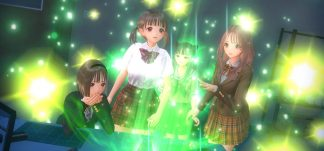 Koei Tecmo anuncia BLUE REFLECTION: Second Light para Switch, PS4 y PC