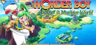 Análisis de Wonder Boy – Asha in Monster World