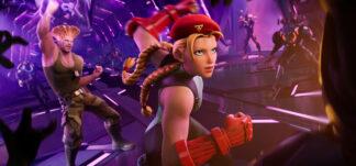 Guile y Cammy de Street Fighter dan el salto a Fortnite