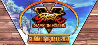 Todas las sorpresas de Summer Update 2021 sobre Street Fighter V