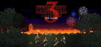 Stranger Things 3: The Game será retirado de las tiendas digitales el 31 de Agosto