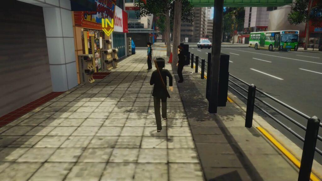 Las tranquilas calles de Akibahara.