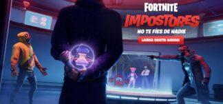 Se presenta el modo Impostores en Fortnite y los desarrolladores de Among Us se derrumban