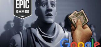 Google pudo haber intentado comprar Epic Games