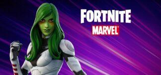 La Guardiana de la Galaxia Gamora llega a Fortnite