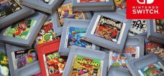 Game Boy podría llegar a Nintendo Switch Online