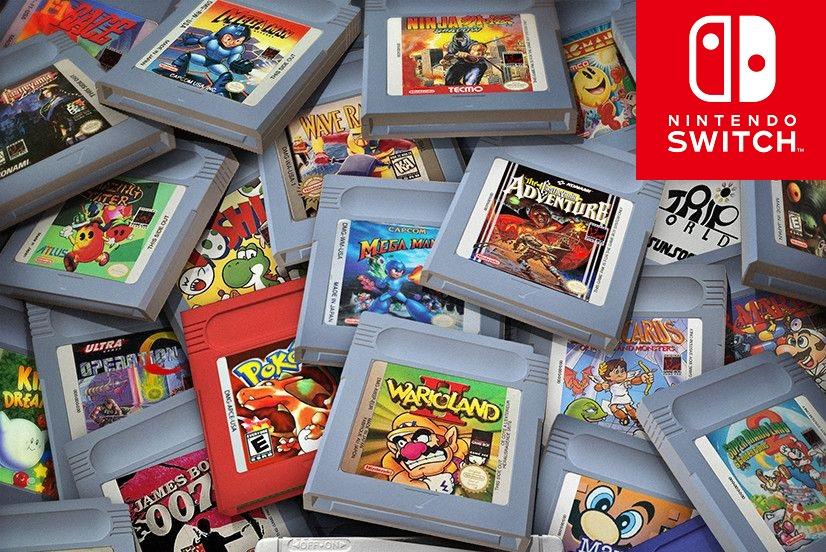 Game Boy todavía puede llegar a Switch